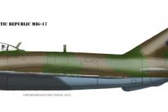 GDR MiG-17
