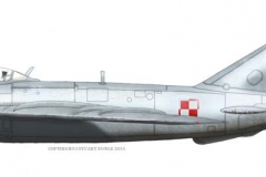 Polish MiG-17