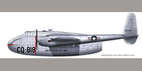 Thumbnail image of Fairchild C-82 Packet