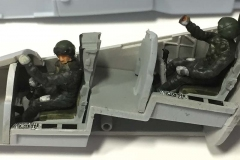 Airfix 1:72 BAe Hawk  T.Mk.1A the 'office'  (Jets of the Cold  War)