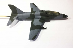 Airfix 1:72 BAe Hawk  T.Mk.1A painted (3)  (Jets of the Cold  War)