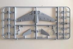 Airfix 1:72 BAe Hawk  T.Mk.1A sprue  (Jets of the Cold  War)