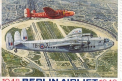 Berlin Air Lift Commemorative stamp