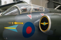 RAF Buccaneer S2 close up of the office