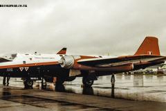 Canberra B2 WK163