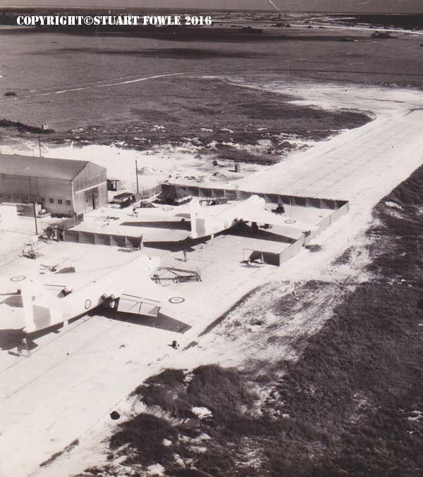 Valiants and Canberras on Christmas Island - RAF Photographic Section