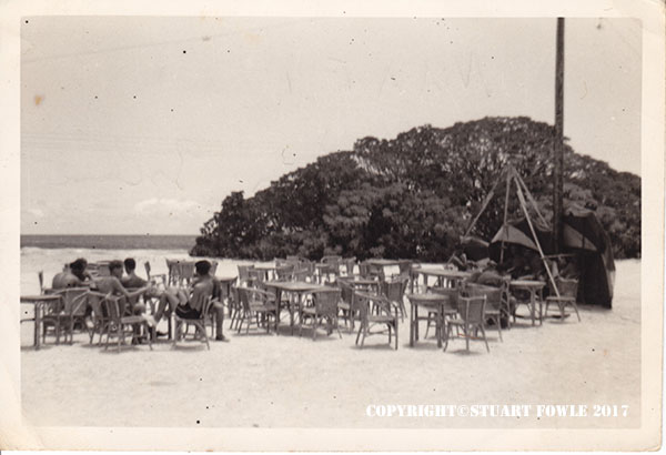 NAAFI on Christmas Island