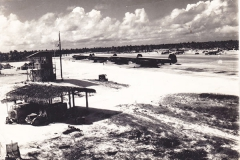 Control Tower on Christmas Island - RAF Photographic Section