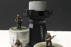 Elhiem NAM01 - US Army M16s Advancing