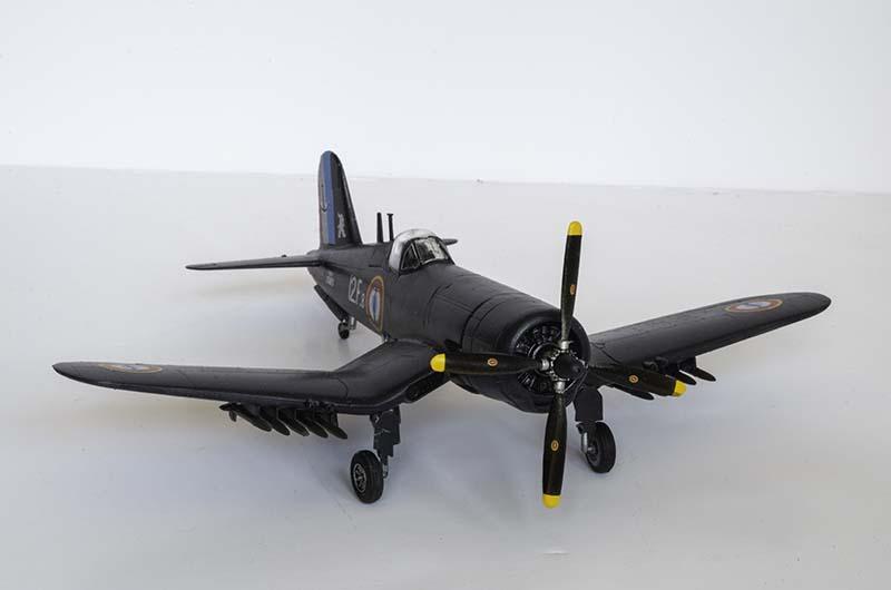 Italeri F4U-Corsair