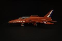 Airfix 1/72 RAF Red Arrows Gnat