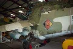 Weapons load on German Mi-24
