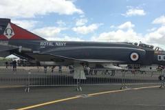 Royal Navy Fleet Air Arm F-4K Phantom