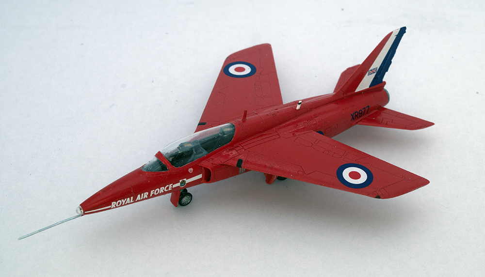 Red Arrows Gnat_1