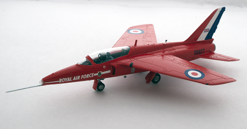Red Arrows Gnat_2
