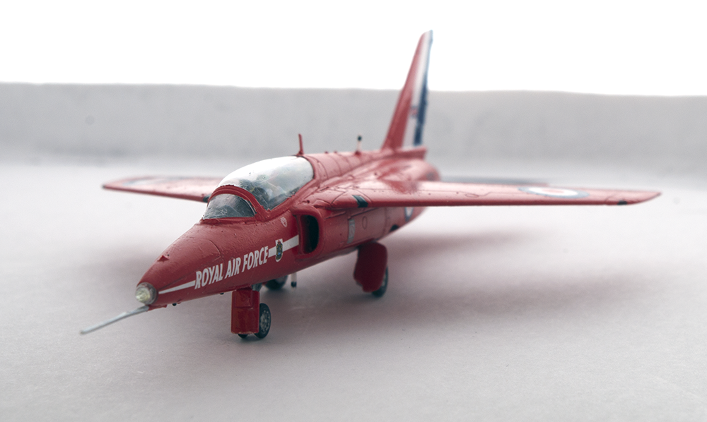 Red Arrows Gnat_3