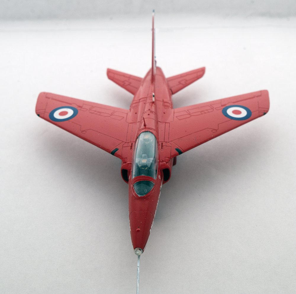 Red Arrows Gnat_4