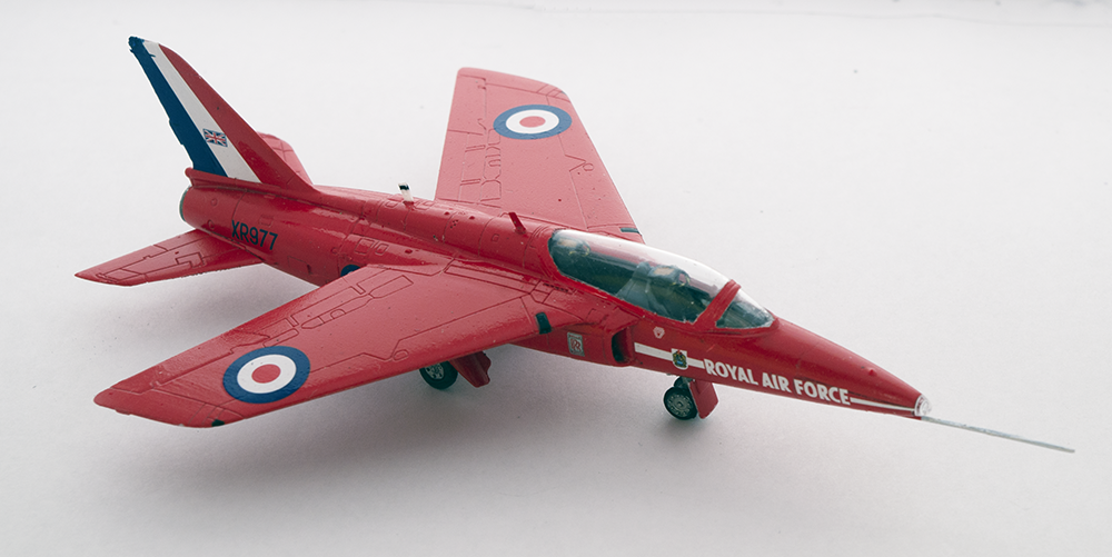 Red Arrows Gnat_5