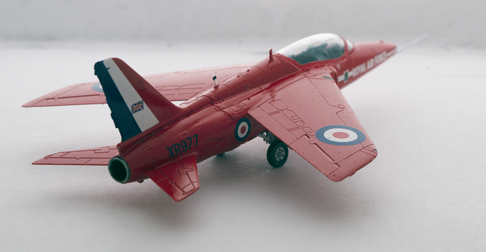 Red Arrows Gnat_6