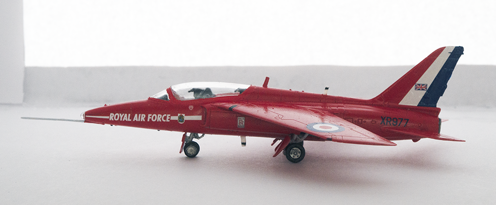 Red Arrows Gnat_7
