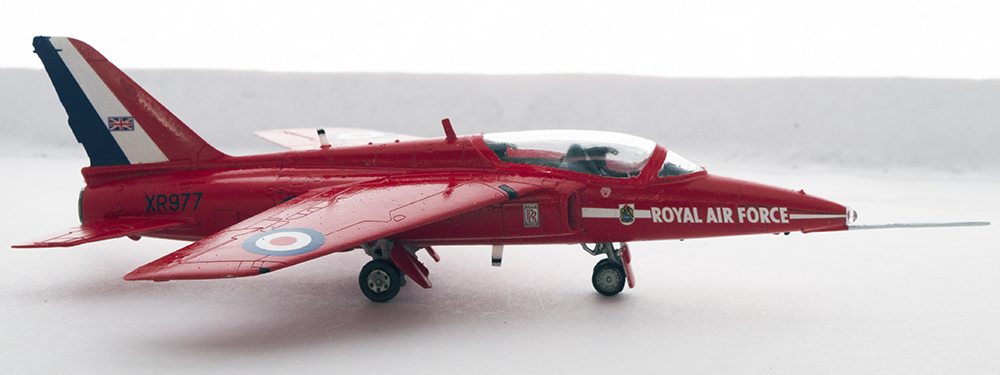 Red Arrows Gnat_8