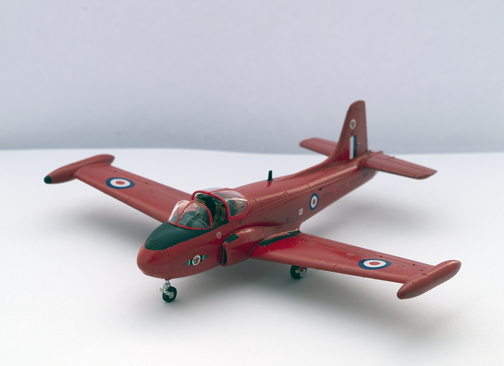 Airfix Red Pelican 4 (Jets of the Cold War)