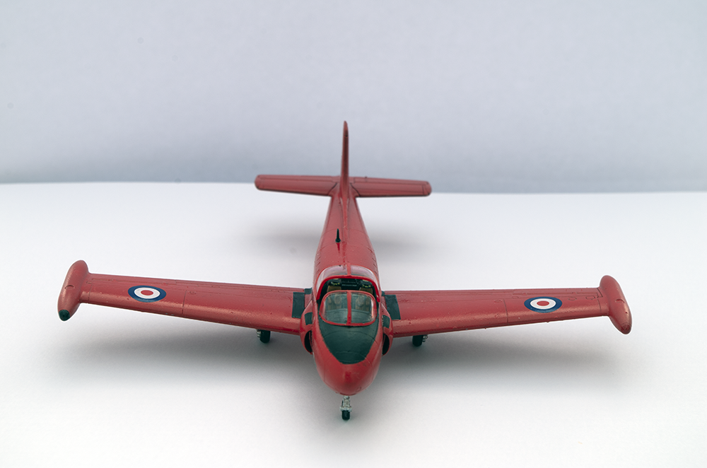 Airfix Red Pelican 5 (Jets of the Cold War)