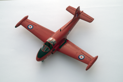 Airfix Red Pelican 1 (Jets of the Cold War)