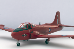 Airfix Red Pelican 2 (Jets of the Cold War)