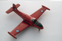 Airfix Red Pelican 3 (Jets of the Cold War)