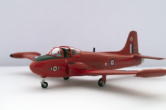Airfix Red Pelican 7 (Jets of the Cold War)