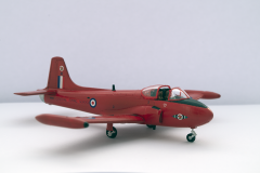 Airfix Red Pelican 8 (Jets of the Cold War)