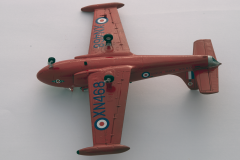 Airfix Red Pelican 9 (Jets of the Cold War)
