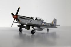 Airfix 1/72 F-51D Mustang
