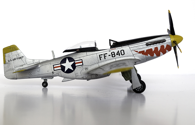 USAF F-51D Mustang, Korea circa 1950