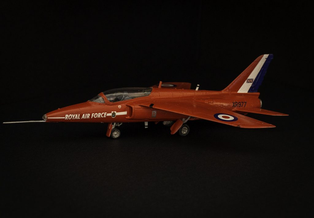 Airfix 1/72 Red Arrows Gnay