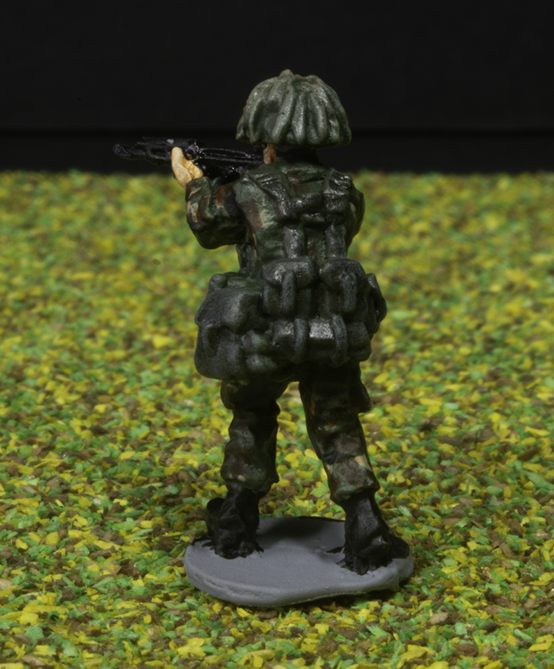 Elhiem British Infantry 1:72