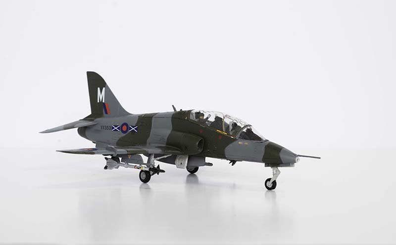 Airfix 1:72 BAe Hawk T.Mk.1A (Jets of the Cold War)