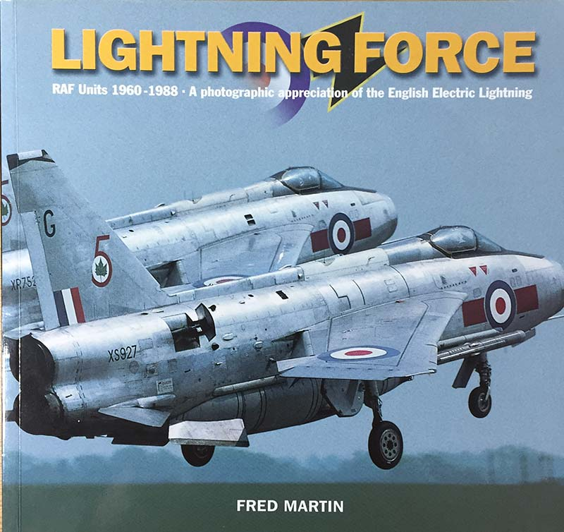 Lightning Force by Fred Martin