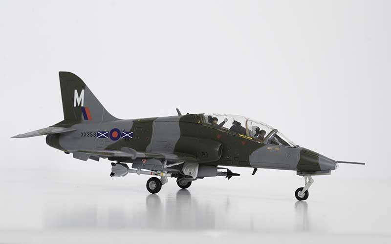 Airfix Bae Hawk T.Mk1.A by JetsOfTheColdWar