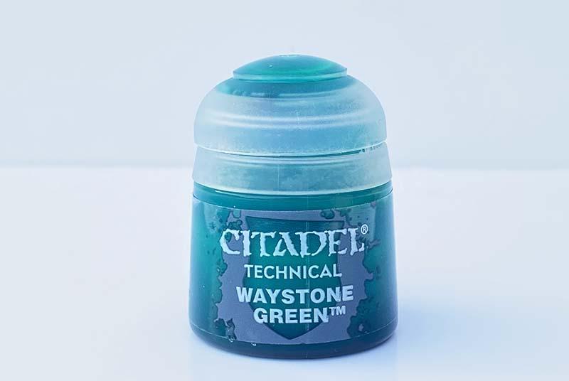 Citadel Wyastone Green paint - jetsofTheColdWar